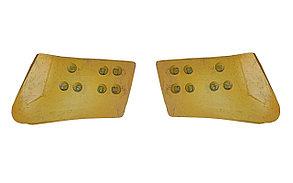Боковой нож отвала (правый) 175-71-22282