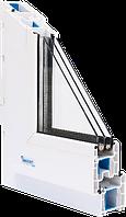 Четырёхкамерная оконная система Smart-60