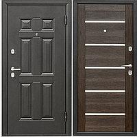 Модель дверь Виктория 2050/88/95 ЦАРГА темный или светлый венге