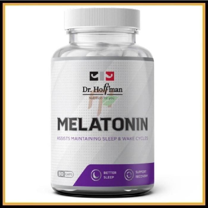 Dr.Hoffman Мелатонин 3мг (90 капсул)