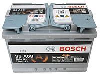 """BOSCH Аккумулятор 70Ah  570901   """"-  +""""  278x175x190 AGM  0092S5A080"""