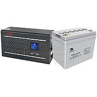 Комплект для защиты газовых котлов ИБП East Home 300W + 1 АКБ 75 Ач