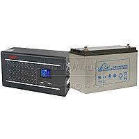 Комплект для защиты газовых котлов ИБП East Home 300W + АКБ LEOCH DJM 12100