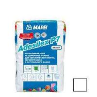 Клей цементный ADESILEX P7 белый