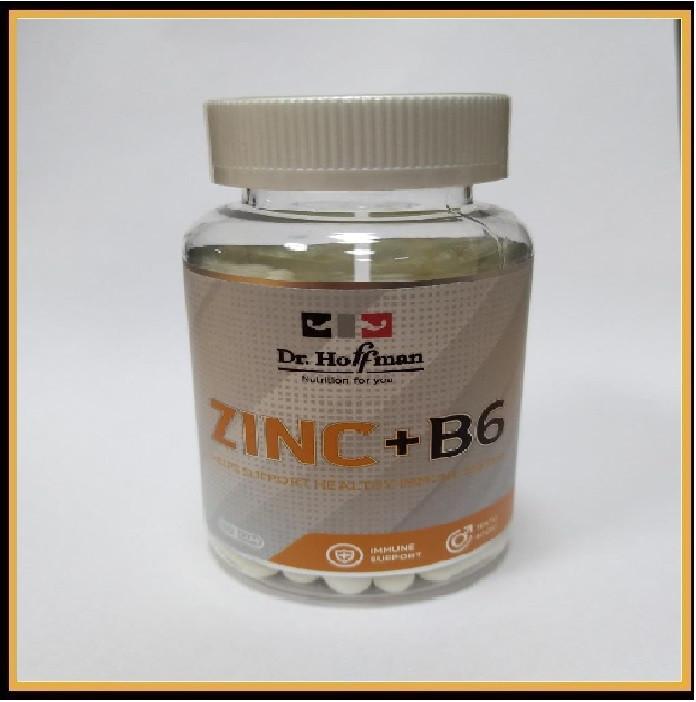 Dr.Hoffman Zinc+B6 (90 капсул)