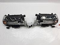 Передние фары (LEXUS DZN) на Toyota Land Cruiser 200 2016-2020гг.