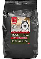Беззерновой сухой корм для собак всех пород Blitz Holistic Beef & White Fish Adult Dog говядина белая рыба, фото 1