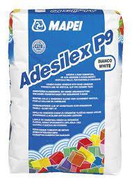 Цементный клей Adesilex P9 белый