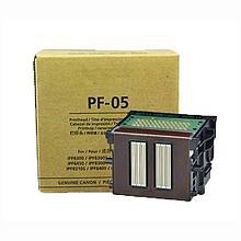 Печатающая головка PF-05 для плоттеров Canon iPF6300/iPF6400/iPF8300 3872B001 оригинал