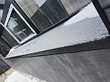 Монтаж отливов на окна (производство), фото 2
