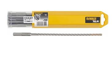 Бур DEWALT XLR DT8972, SDS+, 12 x 200 x 150 мм, 10 шт.