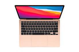 "MacBook Air 13"", 8 ГБ, 512 ГБ, Apple M1, золотистый, 2020 (MGNE3) - фото 1"