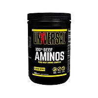 Аминокислоты Universal Nutrition - 100% Beef Aminos, 200 таблеток
