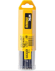 Бур DEWALT XLR DT8967, SDS+, 10 x 160 x 100 мм, 10 шт.