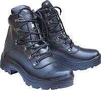 Ботинки летние ХСН Альпы (кожа, черный, камбрель), размер 42