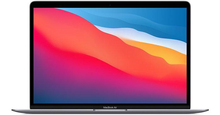"MacBook Air 13"", 8 ГБ, 256 ГБ, Apple M1, Серый космос, 2020 (MGN63) EAC"