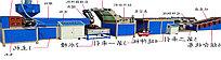 Линия для  производства полипропиленового шпагата 70 кг в час
