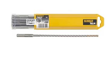 Бур DEWALT XLR DT8965, SDS+, 8 x 160 x 100 мм, 10 шт.