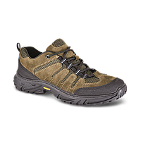 Ботинки Летние ХСН Стрит (подошва Vincere, кожа, камбрель, черный/хаки), размер 44