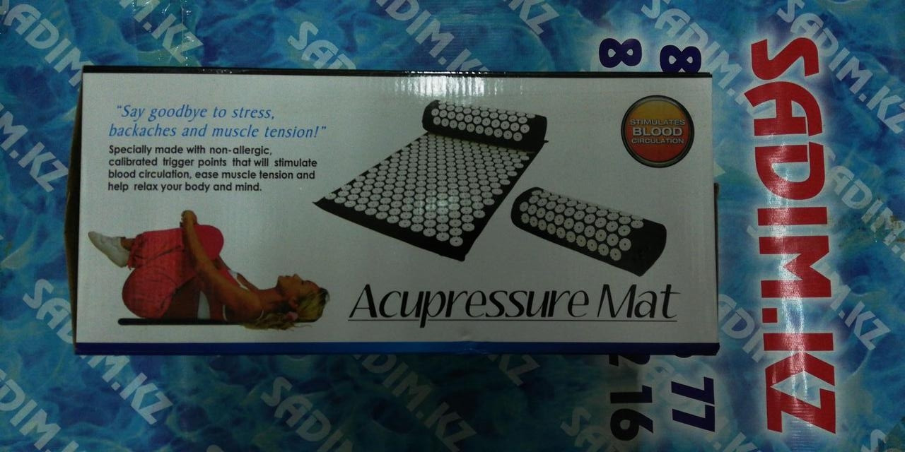 Аппликатор коврик Acupressure mat