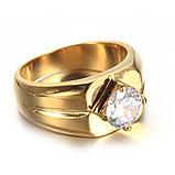 Перстень мужской ''Алмаз'', фото 2