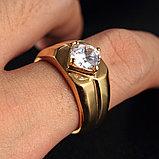 Перстень мужской ''Алмаз'', фото 3