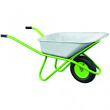 Тачка садово-строительная 1 колесо IVT 250кг.110л