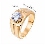 Перстень мужской ''Алмаз'', фото 4