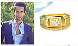 Перстень мужской ''Алмаз'', фото 7