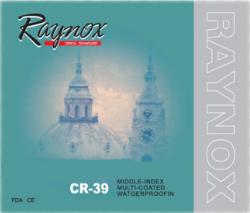 Очковые линзы Raynox CR-39