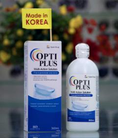 Раствор для линз OptiPlus 360 мл