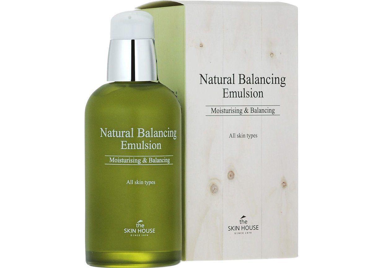 Эмульсия для лица The Skin House Natural Balancing Emulsion