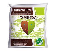 Удобрение Гумифул Про (Humic Acids 80%, 25% Fulvic Acids, 10 K20), производитель Biochefarm, 0.25кг