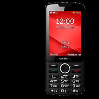 Мобильный телефон Texet TM-308 Black-Red
