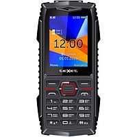 Мобильный телефон Texet TM-519R Black-Red
