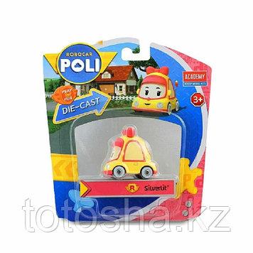 Robocar Poli Мини Robocar Poli металлическая машинка 6 см , 83253