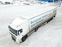 Загружаем очередной грузовик разборным силосом СЦМ от ZZBO!