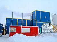 Бетонные заводы зимнего исполнения «ФЛАГМАН»