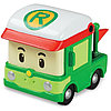 Robocar Poli Роди металлическая машинка 6 см , 83255, фото 2