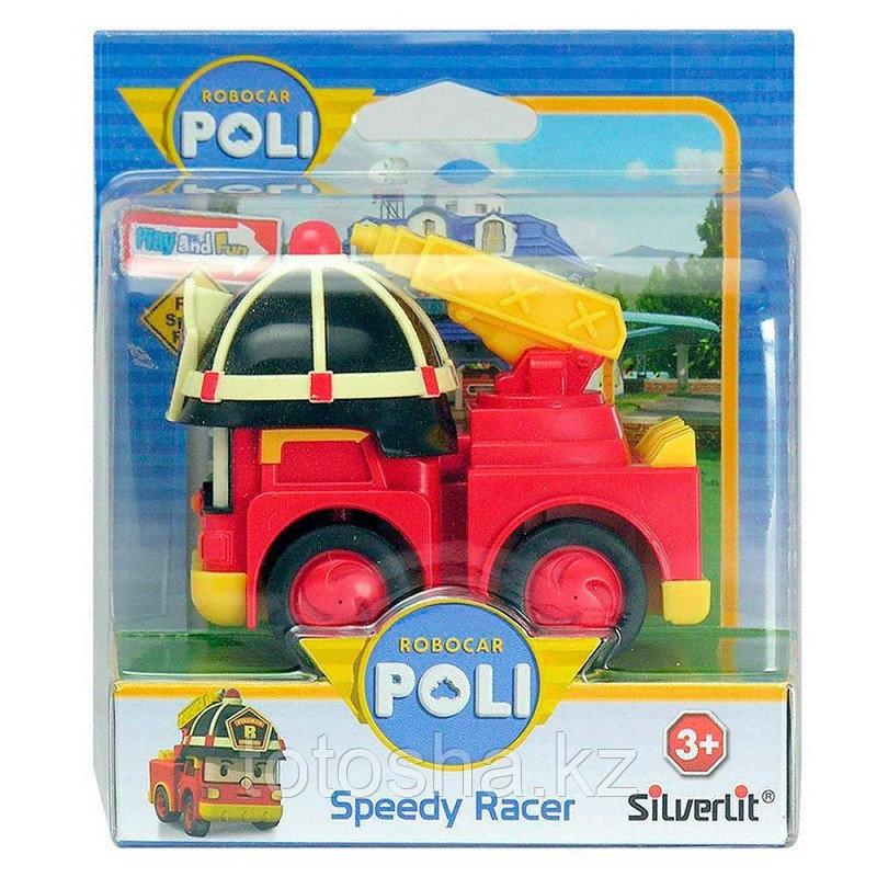 Robocar Poli Рой металлическая машинка , 83180