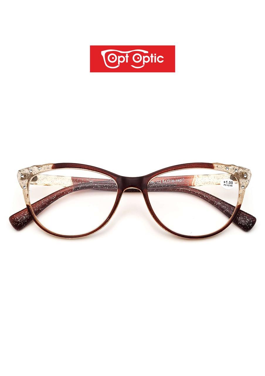 Готовые очки для зрения с диоптриями от +1.50 до +4.00