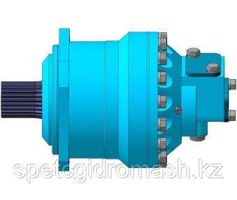 Гидромотор ГВЗ.01М.000 ТЖД для привода механизмов на железнодорожном транспорте и модификации