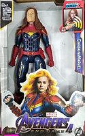 Детская игрушка супергерой капитан Марвел