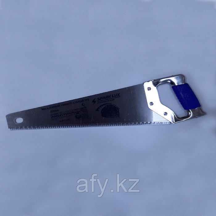 Ножовка по дереву (пила 400 мм) стальная рукоятка