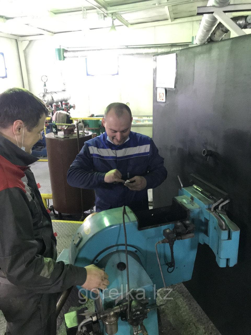 Ремонт, сервис и обслуживание котельных установок