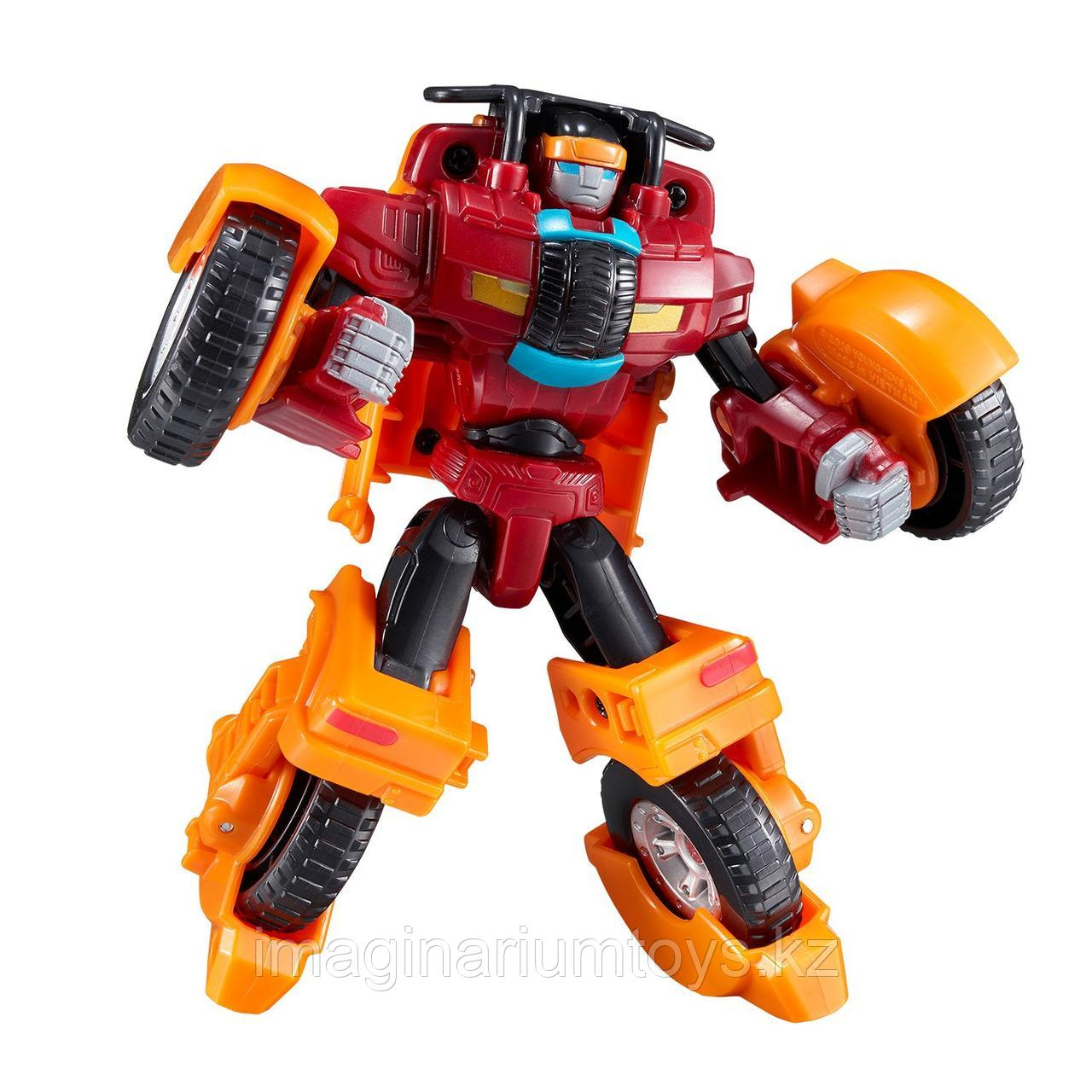 Робот Тобот трансформер мини Монстр Детективы Галлактики