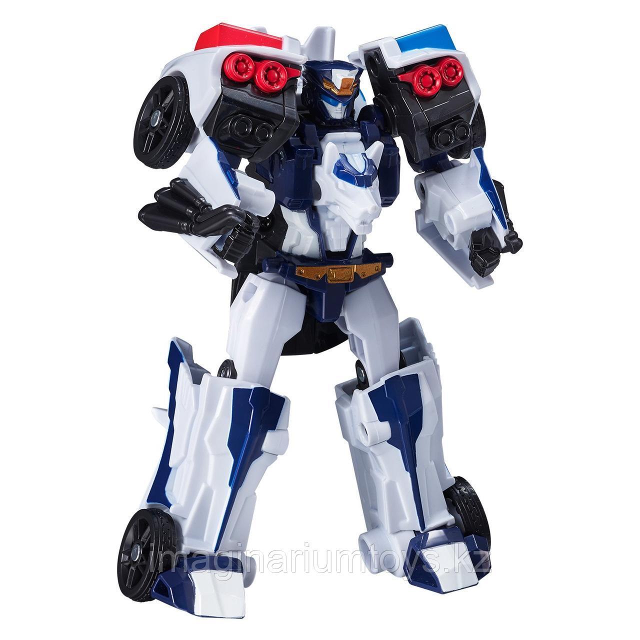 Робот Тобот мини Сержант Джастис Детективы Галлактики