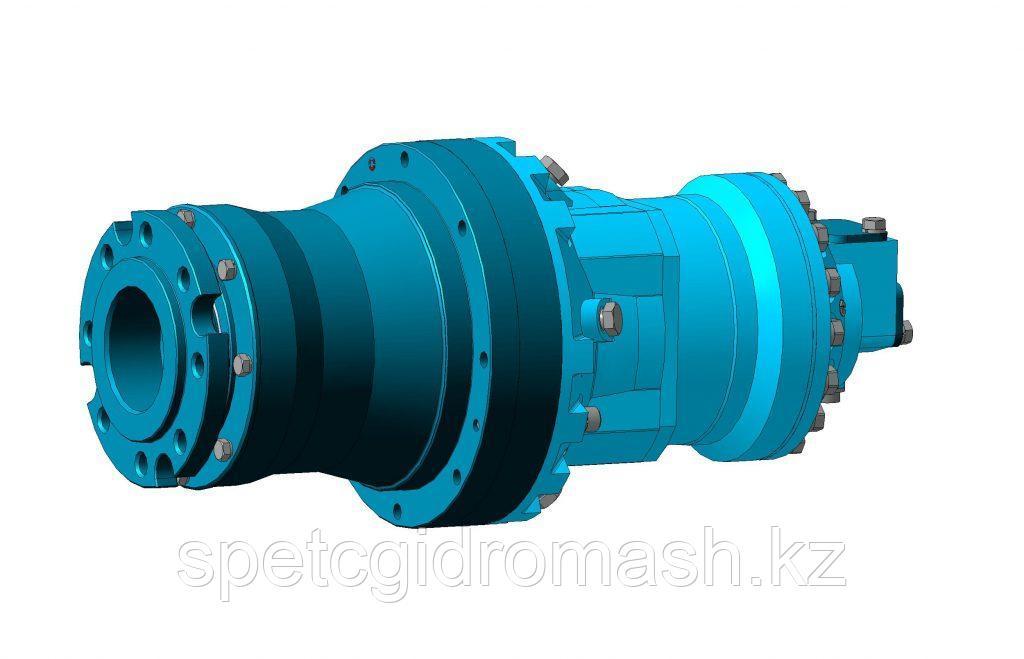 Гидромотор-редуктор ГМР.1000.000 для привода различных машин и механизмов