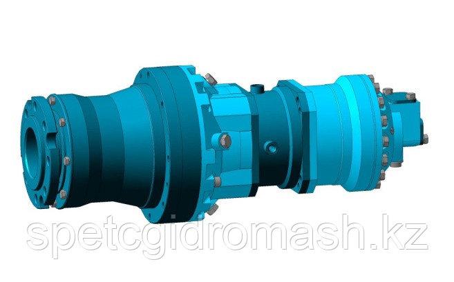 Гидромотор-редуктор ГМР.1000-2.000 для привода различных машин и механизмов