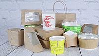 Бумажные коробки и контейнеры
